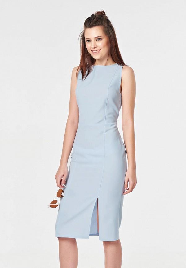 Платье Fly цвет голубой