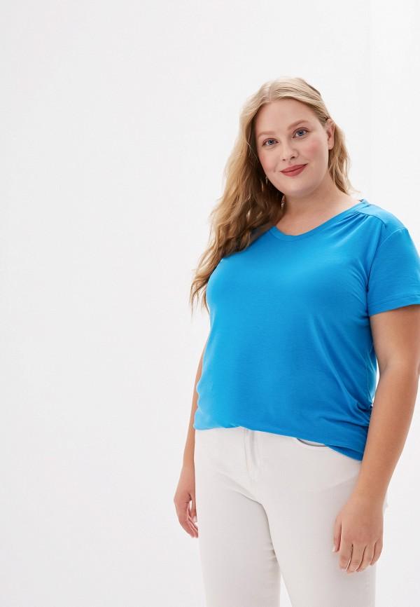 Купить Женскую футболку Svesta голубого цвета
