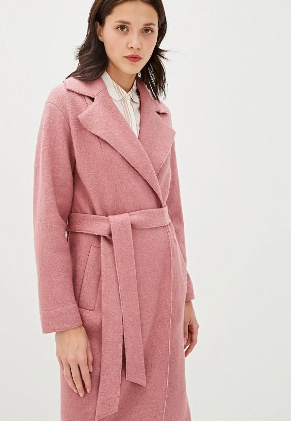 Пальто Aylin Stories цвет розовый  Фото 2