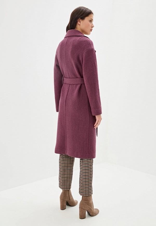 Пальто Aylin Stories цвет фиолетовый  Фото 3