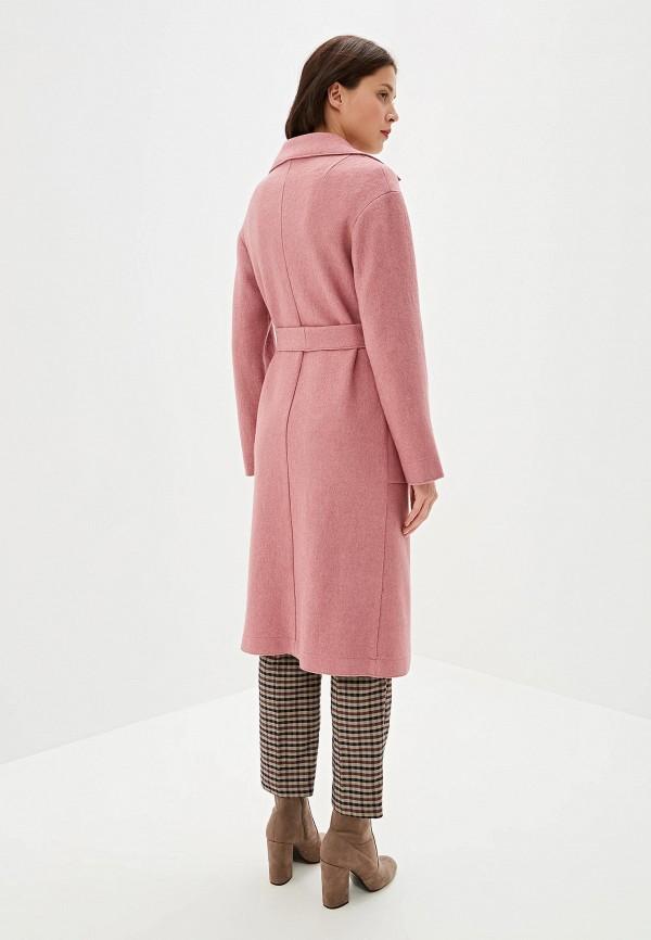 Пальто Aylin Stories цвет розовый  Фото 3