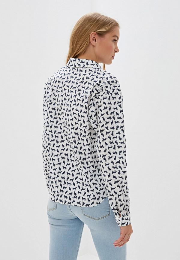 Рубашка Aylin Stories цвет белый  Фото 3