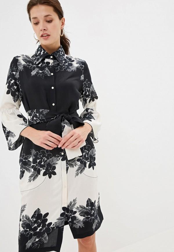 Платье Adzhedo цвет черный