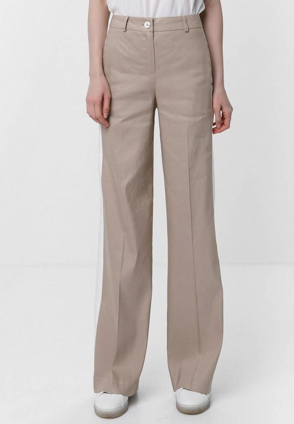женские брюки audrey right, бежевые