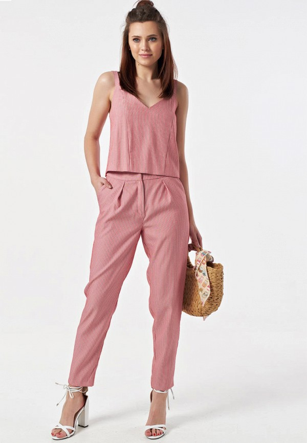 женский костюм fly, розовый
