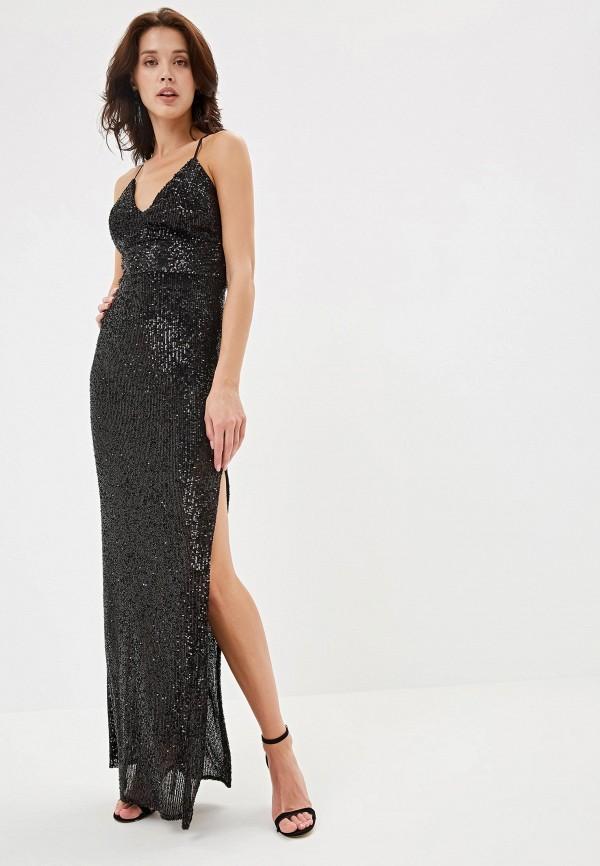 Платье Joymiss цвет черный
