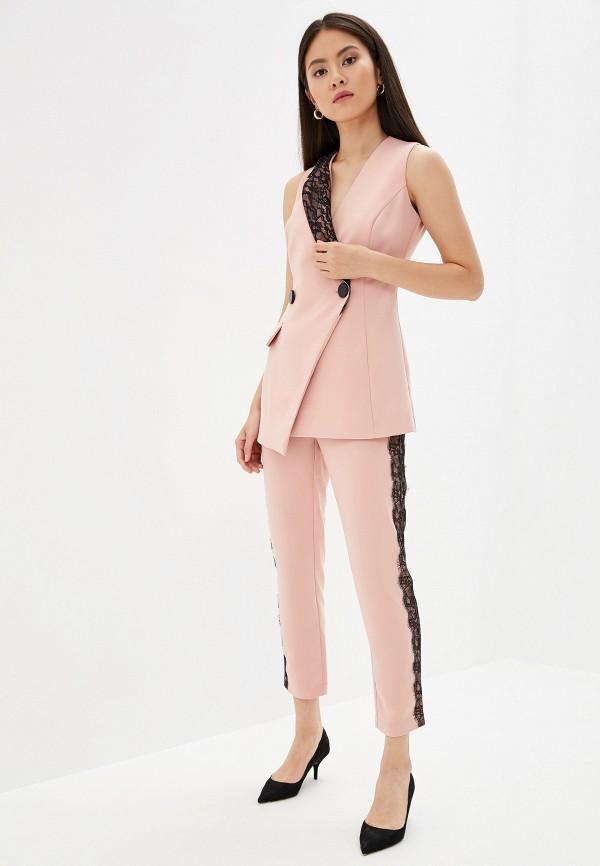 женский костюм joymiss, розовый