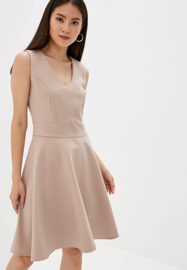 Платье Joymiss цвет бежевый