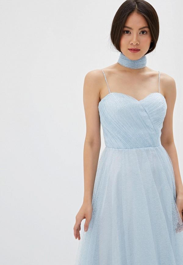 Платье Joymiss цвет голубой  Фото 2