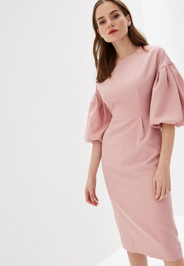 Платье Self Made цвет розовый  Фото 2