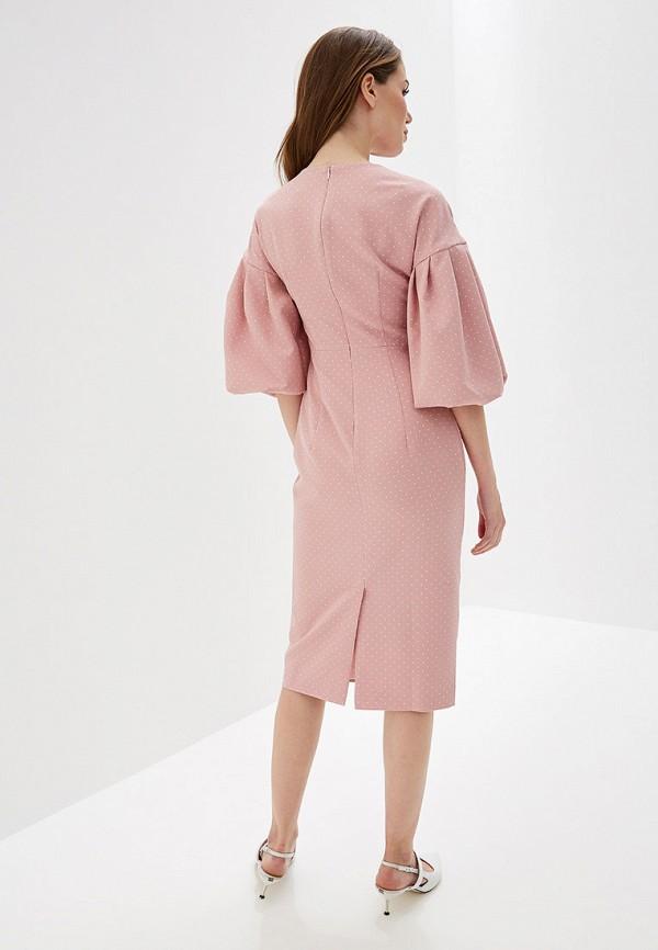 Платье Self Made цвет розовый  Фото 3