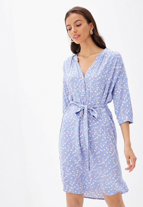 цена Платье Vilatte Vilatte MP002XW0Q9W8 онлайн в 2017 году