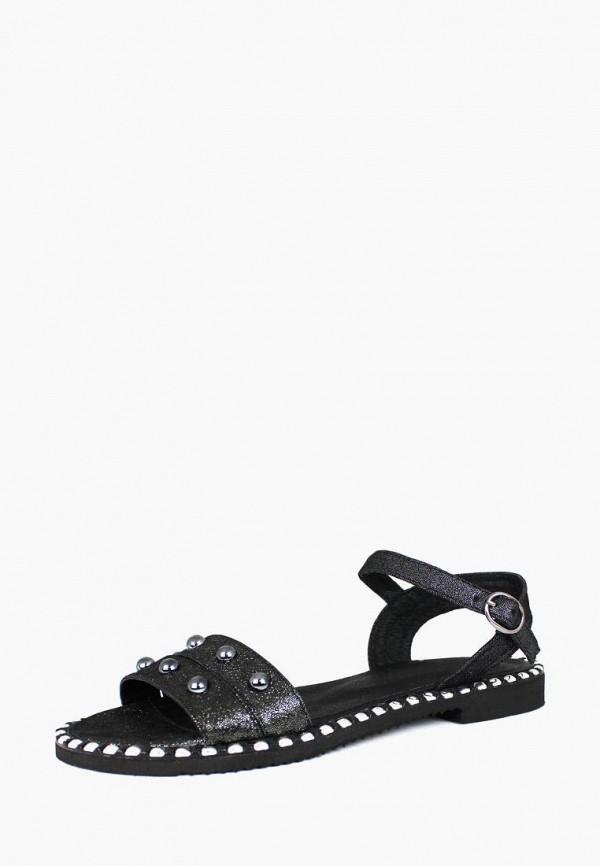 женские сандалии blizzarini, черные
