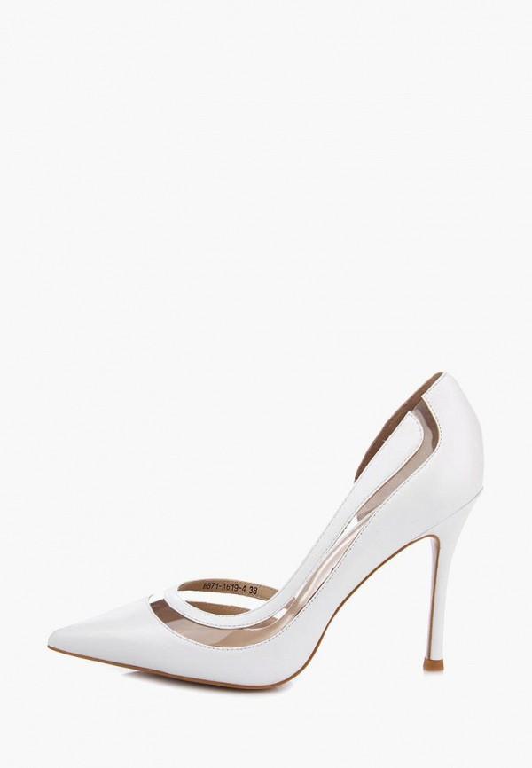 женские туфли ditto, белые