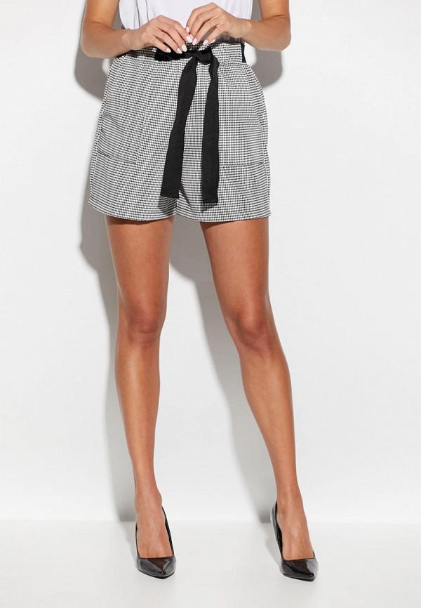 женские повседневные шорты karree, белые