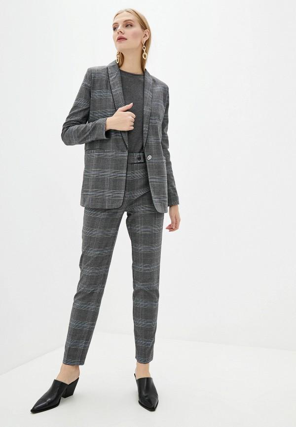 костюм костюм yansstudio, серый