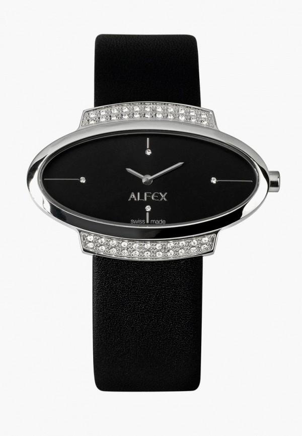 женские часы alfex, черные