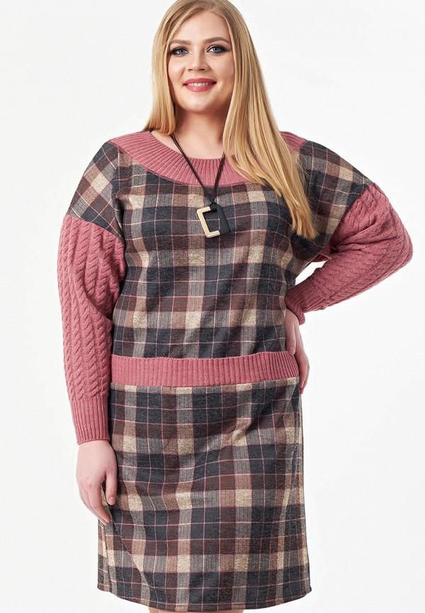 купить Платье Wisell Wisell MP002XW0QF33 по цене 3000 рублей
