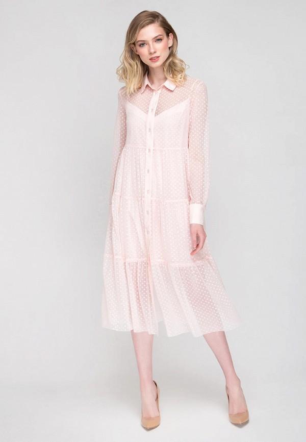 Платье Fors цвет розовый  Фото 3