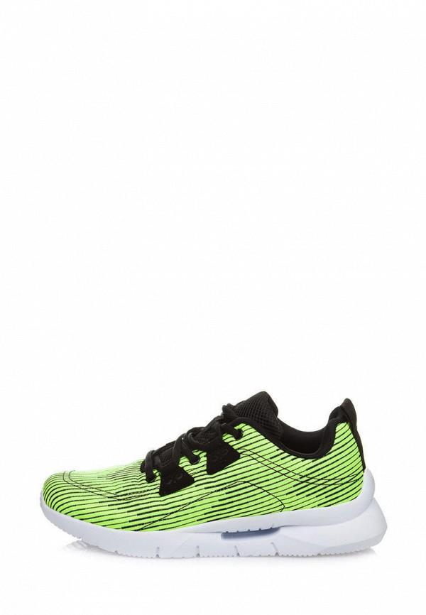 женские кроссовки hummel, зеленые