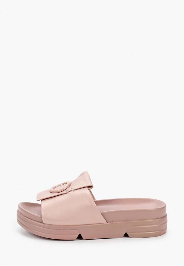 Сабо Mascotte цвет розовый
