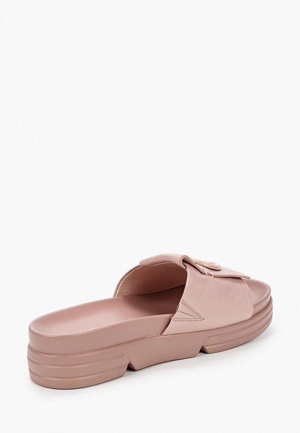 Сабо Mascotte цвет розовый  Фото 3