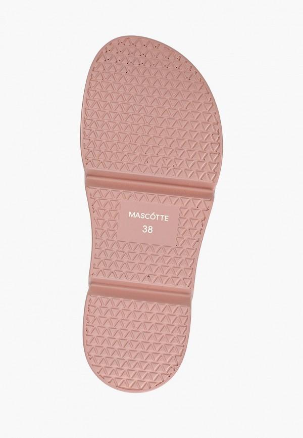 Сабо Mascotte цвет розовый  Фото 5