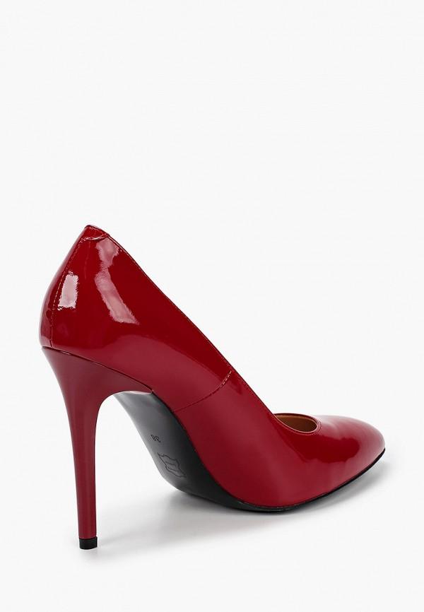 Туфли Mascotte цвет красный  Фото 3