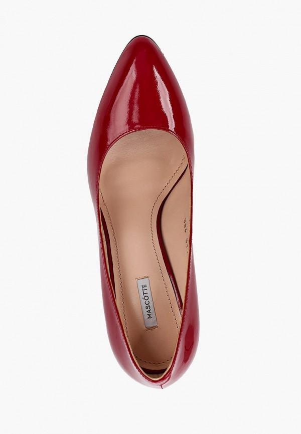 Туфли Mascotte цвет красный  Фото 4