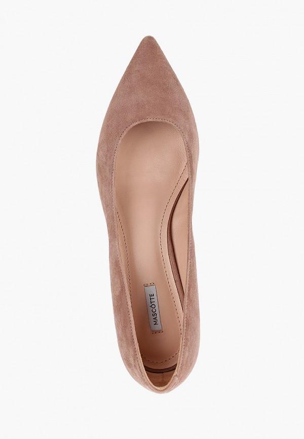 Туфли Mascotte цвет бежевый  Фото 4