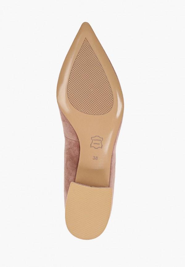 Туфли Mascotte цвет бежевый  Фото 5