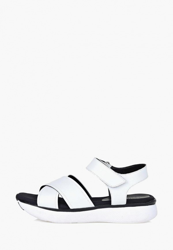 женские сандалии respect, белые