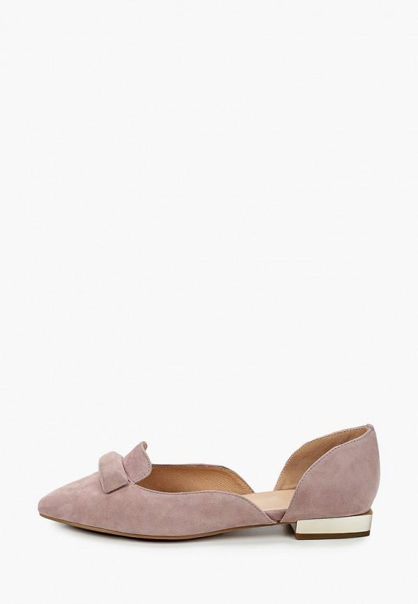женские туфли palazzo d'oro, бежевые