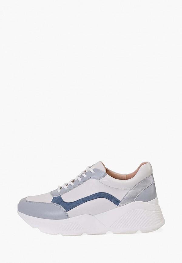 женские низкие кроссовки portal, белые