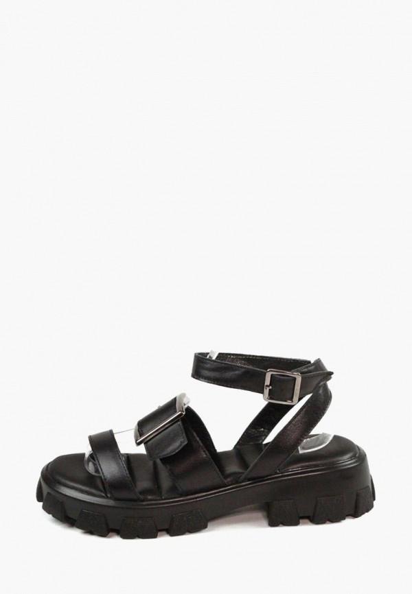 женские сандалии it-girl, черные