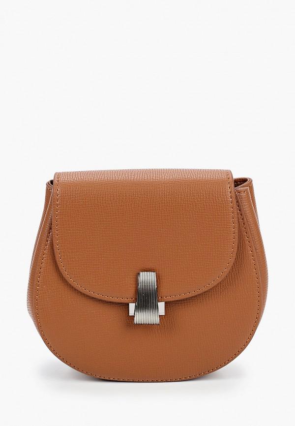 женская поясные сумка marco bonne', коричневая