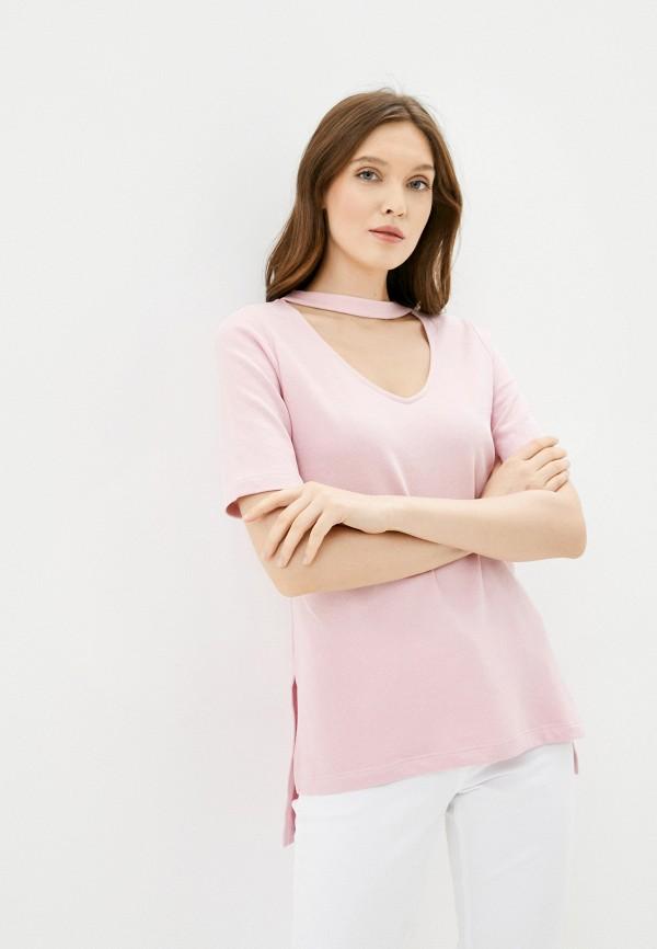 женский джемпер mark formelle, розовый