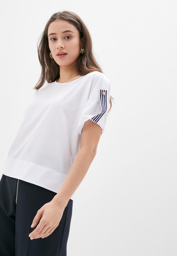 женская блузка viserdi, белая