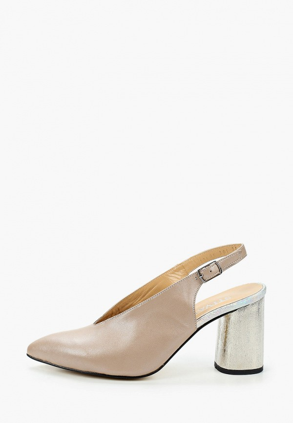женские туфли stivalli, бежевые