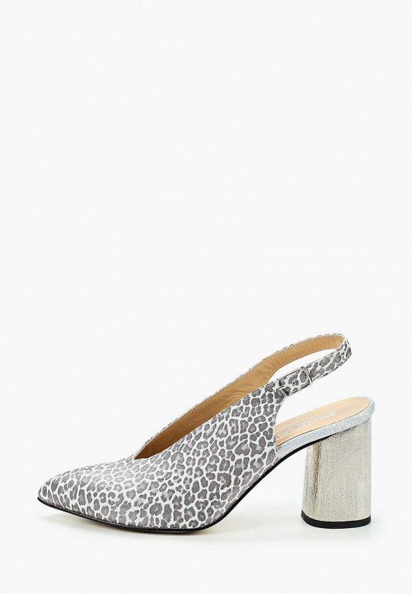 женские туфли stivalli, серые