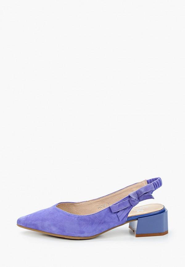 женские туфли stivalli, фиолетовые