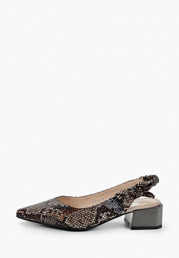 женские туфли stivalli, коричневые