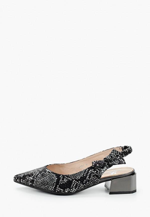женские туфли stivalli, черные