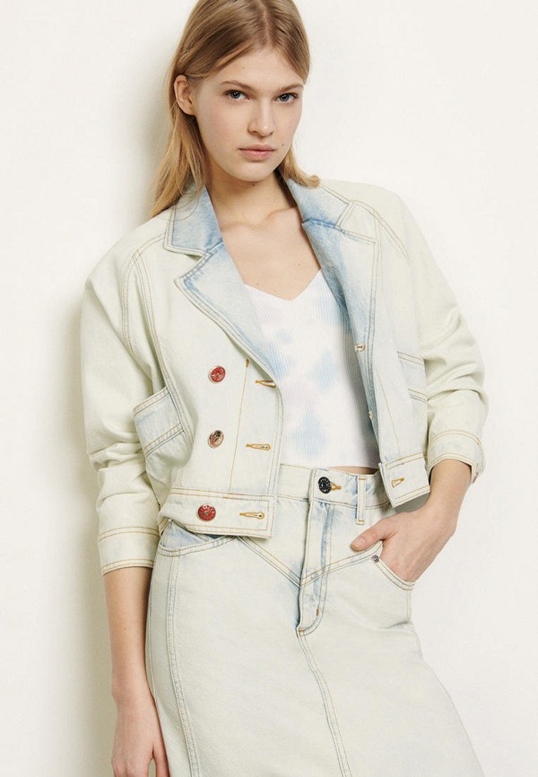 Куртка джинсовая Sandro