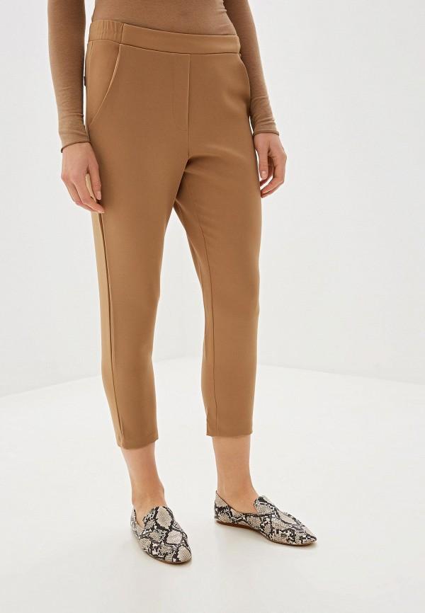 женские повседневные брюки intimissimi, бежевые