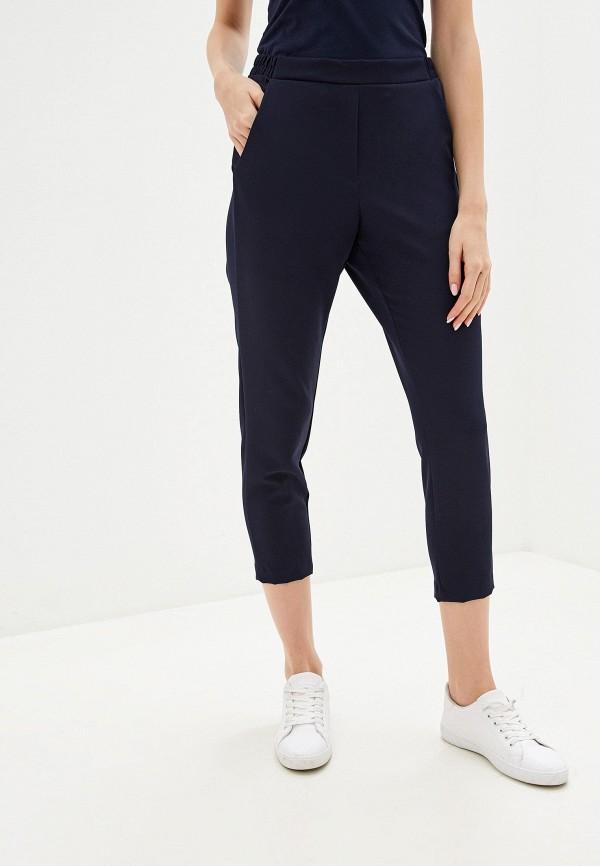 женские повседневные брюки intimissimi, синие
