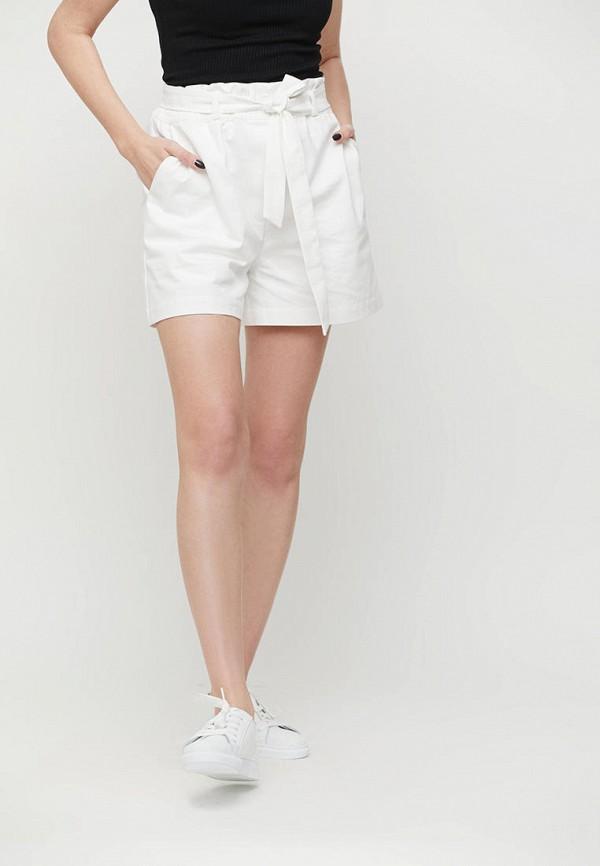 женские повседневные шорты cardo, белые