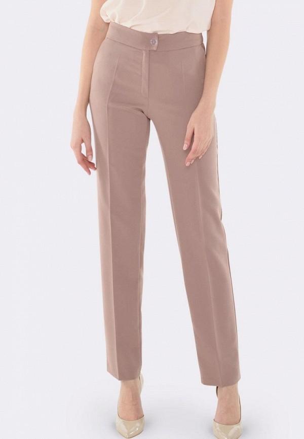 женские прямые брюки cat orange, бежевые