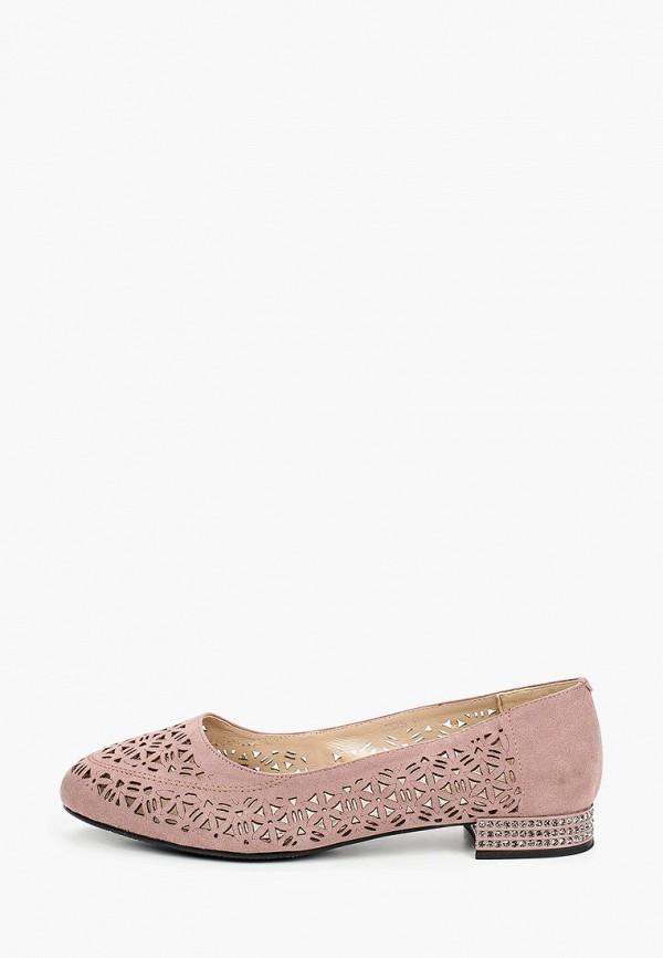 Туфли Ascalini Ascalini  розовый фото