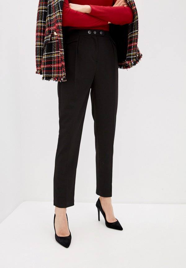 женские классические брюки viaville, черные